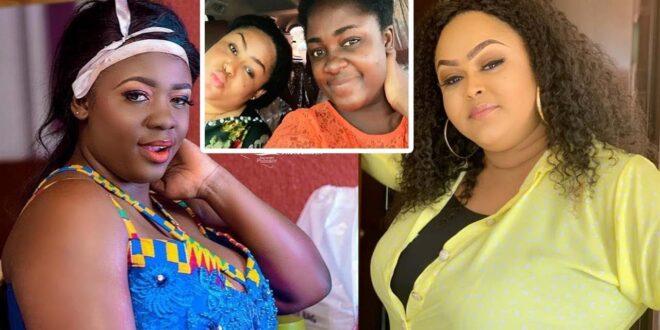 """""""vivian Jill and Tracey Boakye are both dating the same man""""- Nana Agraadaa discloses 1"""