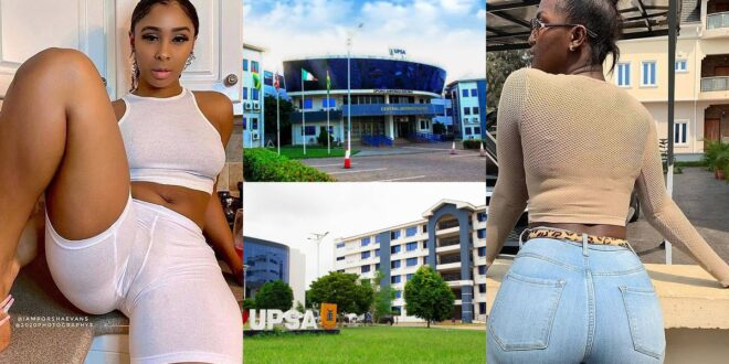 University of Professional Studies Ban Female student from wearing seductive clothes on Campus 1