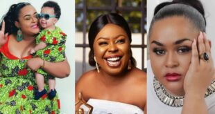 """You wish you were me""- vivian Jill replies Afia Schwarzenegger (video) 4"
