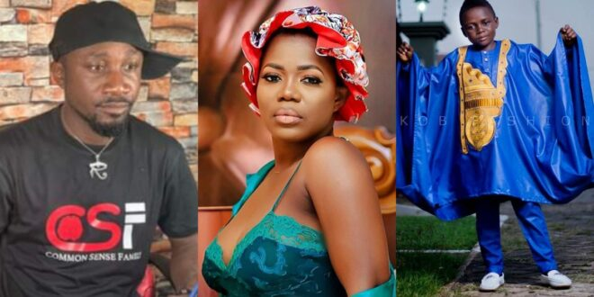 Yaw Dabo Preaches to Mzbel to leave CSF and return back to Christianity (video) 1