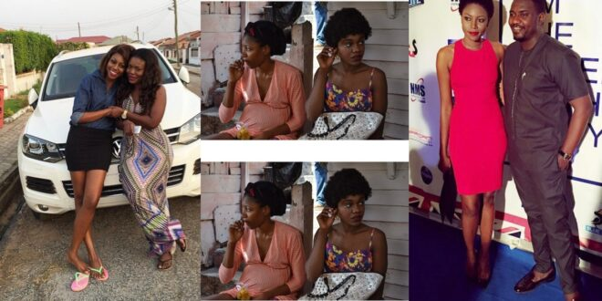 Yvonne Nelson drops throwback photos as she blast Moesha and Co. 1