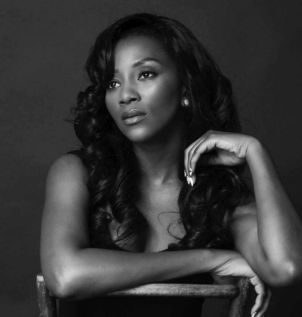 Genevieve Nnaji never grows As She storms social media looking like 16 years old in new photos.