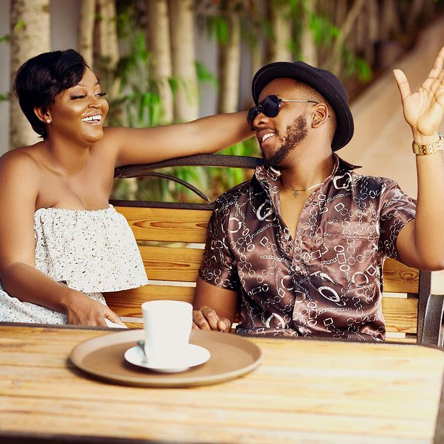 Cyril of Yolo fame pens down a heartfelt message to his girlfriend and baby mama (photos) 3