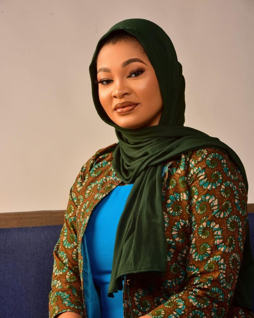 I will never go n@k3t for/in a movie role - Actress Habiba Sinare reveals