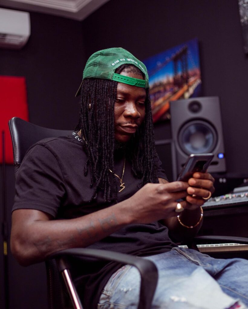 Some people will post fake wishes on my birthday - Stonebwoy trolls