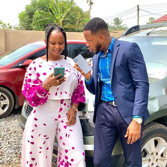 Cyril of Yolo fame pens down a heartfelt message to his girlfriend and baby mama (photos) 5