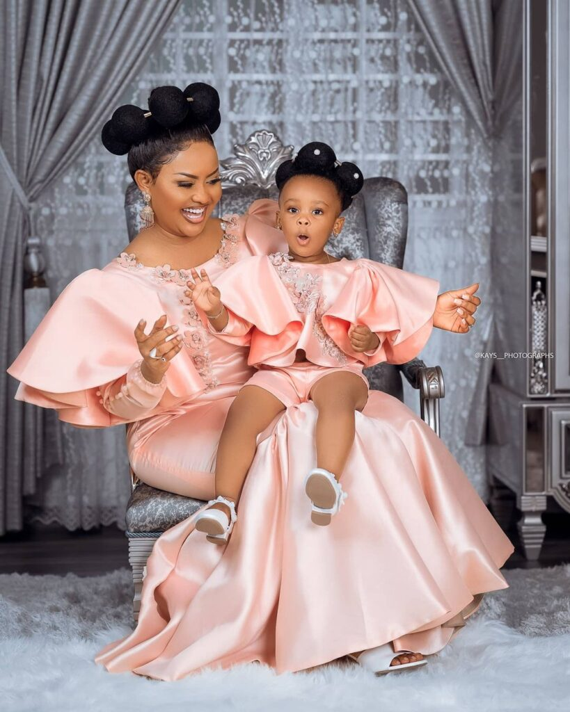 'I did not get pregnant through sex'- Nana Ama Mcbrown reveals how she gave birth to Maxin 2
