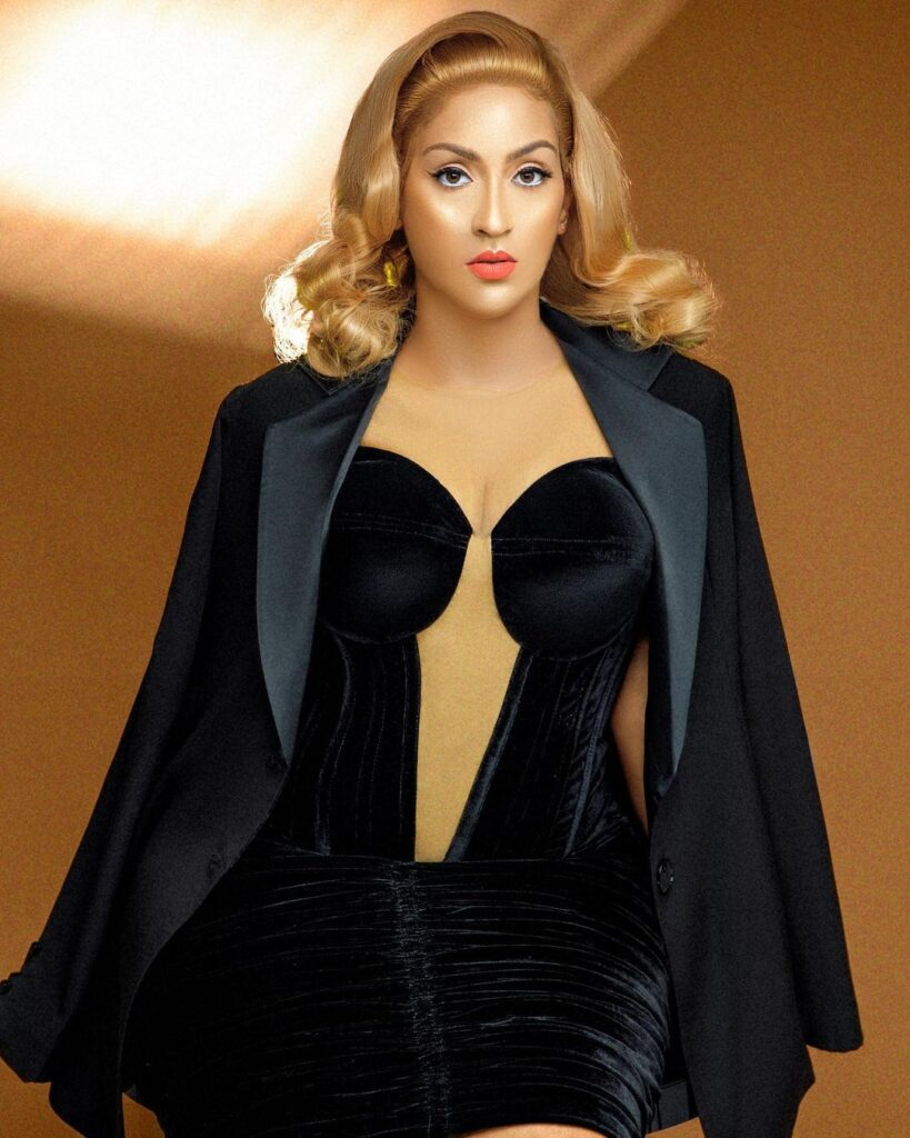 Juliet Ibrahim breaks the internet with hot and beautiful birthday photos