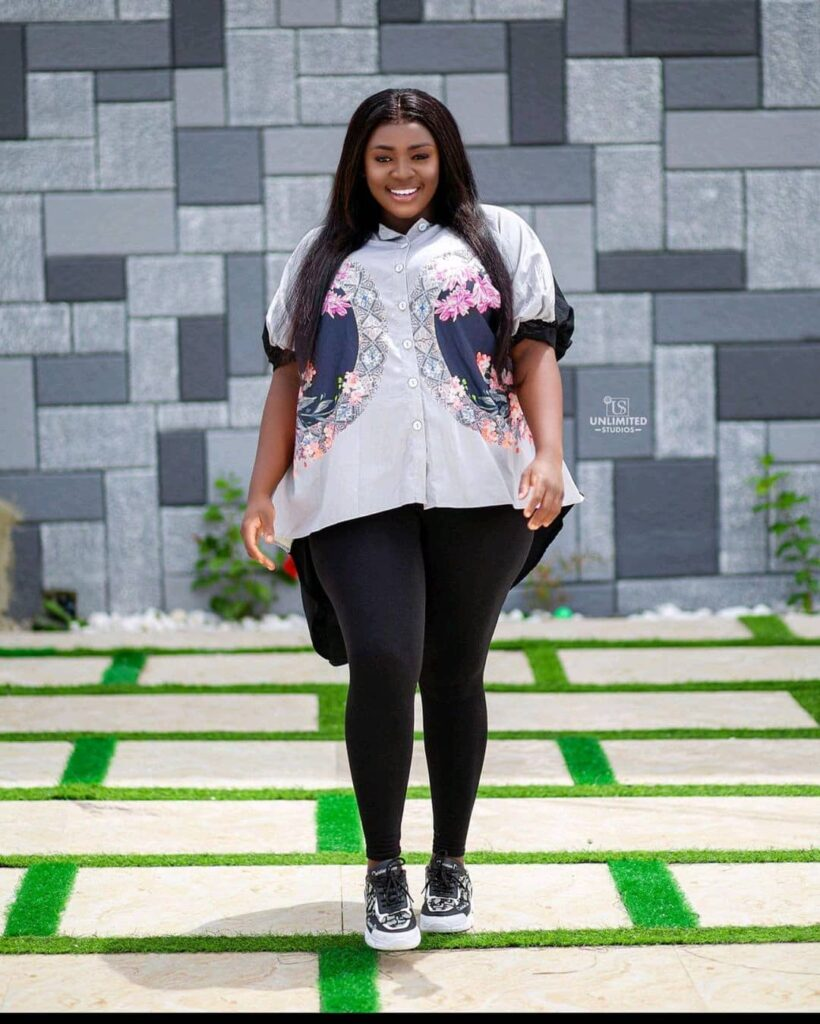 Let's contribute and rent the house for Mzbel - Diamond Appiah and Tracey Boakye teases