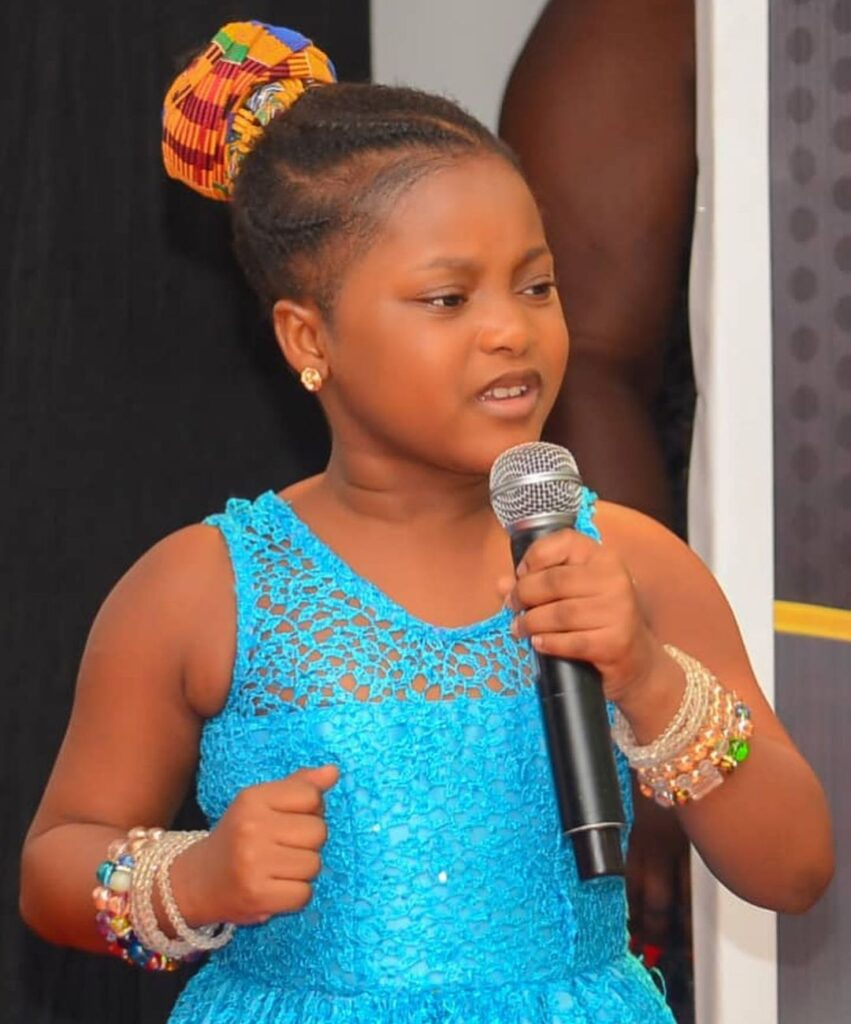 Nakeeyat's mother reacts to reports that she has been bleaching her daughter 3
