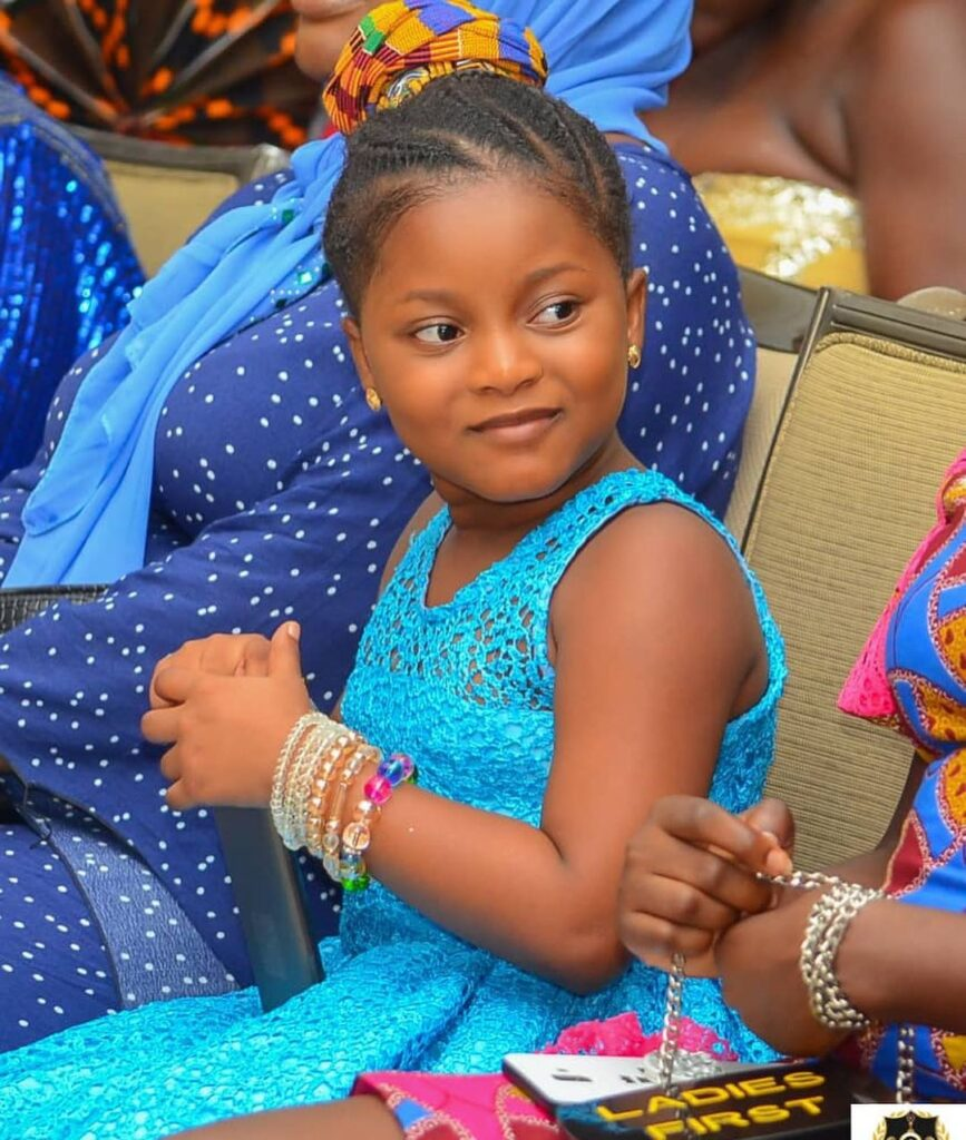 Nakeeyat's mother reacts to reports that she has been bleaching her daughter 4