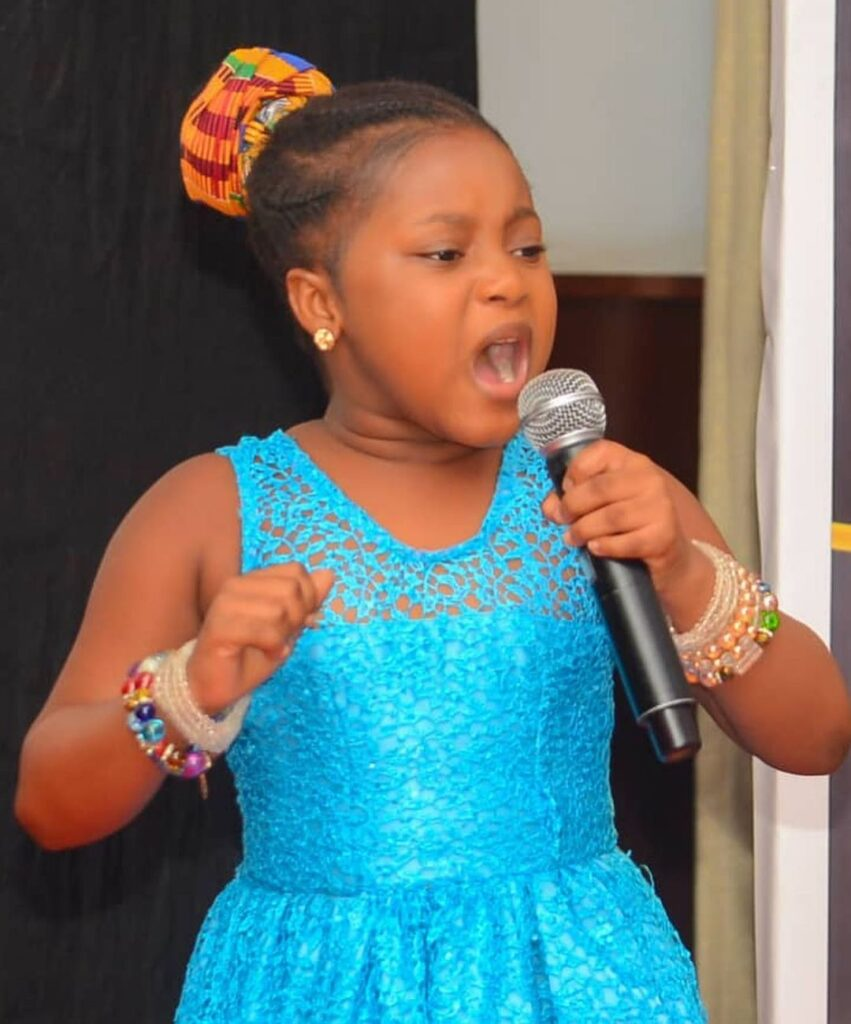 Nakeeyat's mother reacts to reports that she has been bleaching her daughter 2