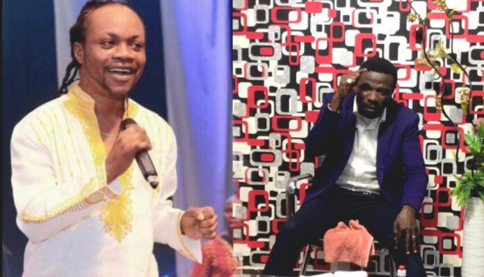 Daddy Lumba is married to 'Maame Wata' - Prophet Adu reveals