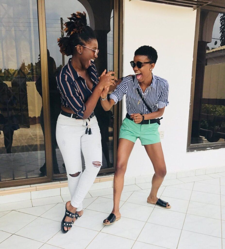 Ebony and her friend died because of lesbobo - Pope Skinny reveals secrets - Video