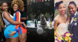 30 Lesbians who decided to do wedding in Kwahu arrested during the event (video) 68
