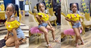 """""""Does this make sense?"""" See the Photos Of A 4-Year-Old Girl That Get Everybody Talking (photos) 91"""