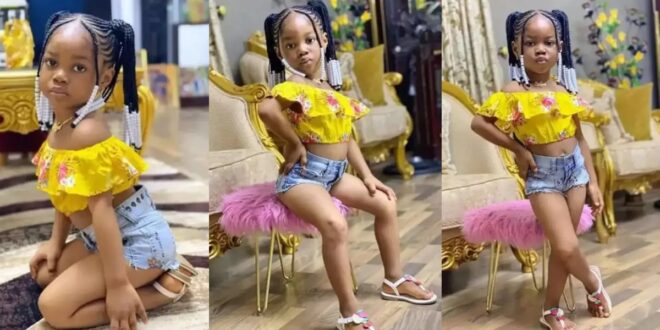 """""""Does this make sense?"""" See the Photos Of A 4-Year-Old Girl That Get Everybody Talking (photos) 1"""