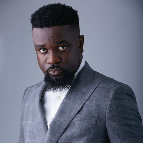 """Picture of Sarkodie addressed as """"and co"""" when he was poor goes viral 2"""