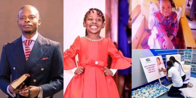 8 years old daughter of popular Prophet sadly dies (photos) 1