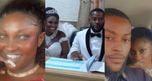 Abena Moet sends a strong message to the side-chick of her husband 39