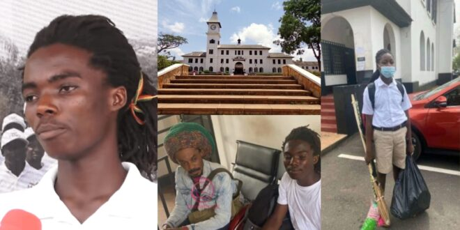 Achimota School blatantly informs GES that they will not admit Rasta students. 1