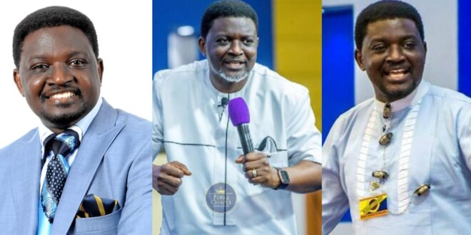 Bishop Agyinasare in trouble after saying God will punish those who don't give pastors money 1