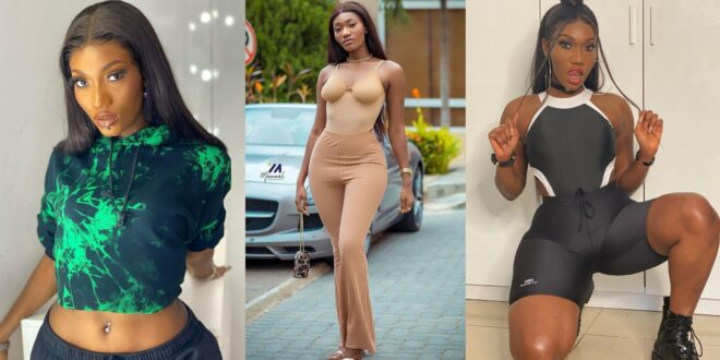 Check out Wendy Shay's outfit that is causing a stir on social media (photo) 1