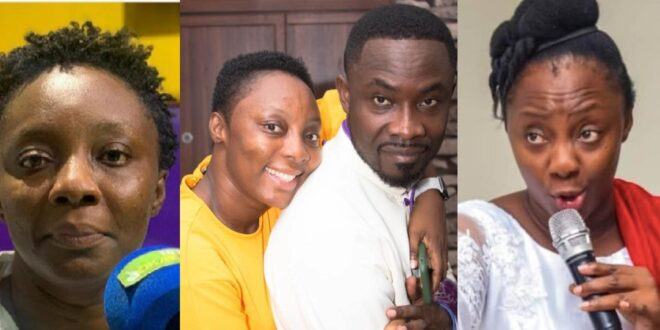 """""""My husband almost Divorced me because of this""""- Counselor Charlotte Oduro makes a shocking revelation 1"""