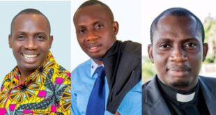 'Women were not made to suffer on earth but to enjoy the labor of men'- Counselor Lutterodt 77