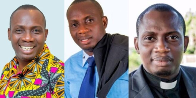 'Women were not made to suffer on earth but to enjoy the labor of men'- Counselor Lutterodt 1