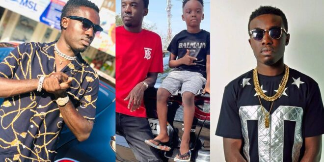Criss waddle flaunts his grown-up son on social media (photo) 1