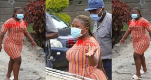 Curvy woman arrested after she was caught sleeping with a 13 years old boy (video) 4