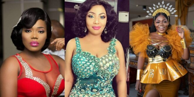 'Concentrate On Your Business With Your Big Mouth'- Mzbel fires Diamond Appiah 1
