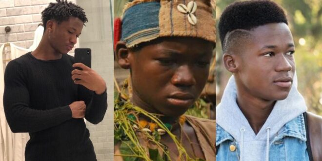 Do you Remember Abraham Attah? see recent Pictures of him 1