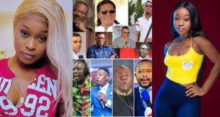 """""""Why can't all of these pastors just go to the hospital and cure the sick?"""" Efia Odo asks 58"""