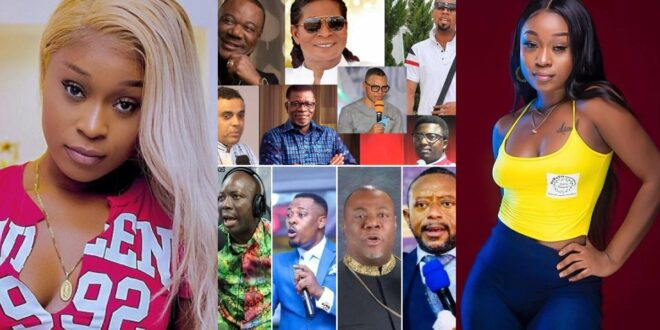 """""""Why can't all of these pastors just go to the hospital and cure the sick?"""" Efia Odo asks 1"""