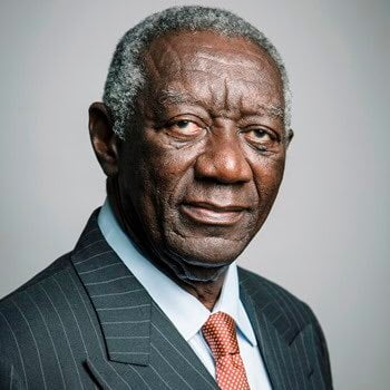 LGBT is against our culture - Former President Kufour finally speaks