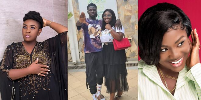 Emelia Brobbey Hints on another song collaboration with Kuami Eugene 1
