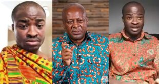 'John Mahama could be behind the recent Dumsor that hit the whole Country'- Evangelist Addai 36