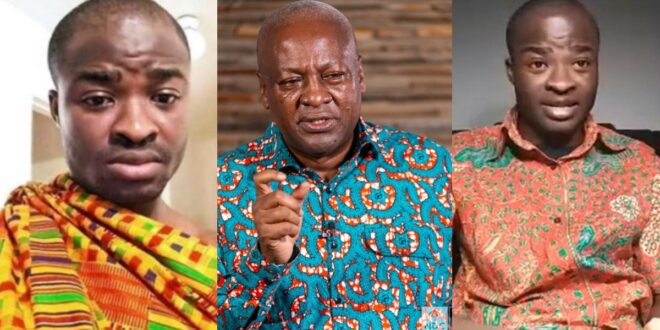 'John Mahama could be behind the recent Dumsor that hit the whole Country'- Evangelist Addai 1