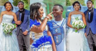 Exclusive videos from Yolo actor Fiifi's wedding (video) 35