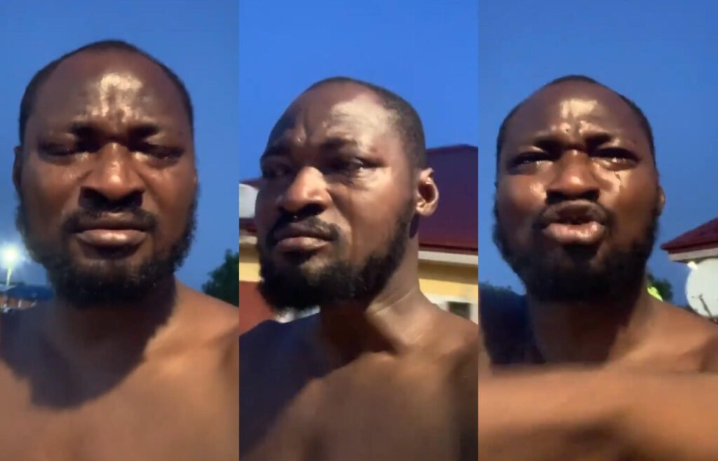 """Funny Face is fine now - Fans jubilates after seeing him jamming to R Kelly's """"The Storm Is Over Now"""" - Video"""