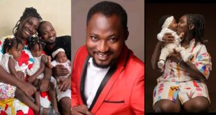 Funny face reveals that he and his baby mama will be getting married soon. 78