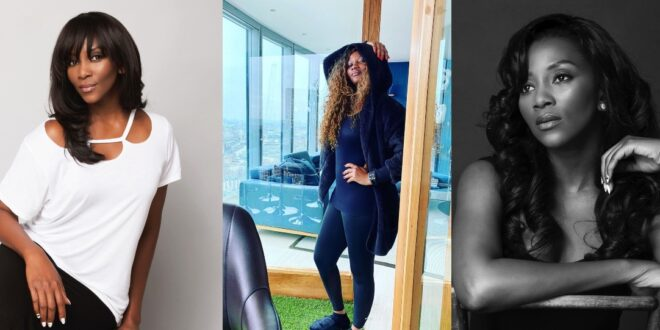 Genevieve Nnaji never grows As She storms social media looking like 16 years old in new photos. 1