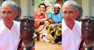 Grandmother of Barrack Obama dies at age 99 47