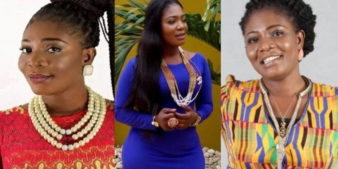 Have you recently seen Florence Obinim? Look at her images. 1