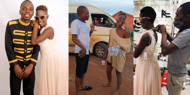 He picked her from the streets hungry and dirty now he is about to marry her (photos) 1