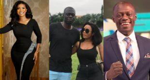 """I Love you""- Serwaa Amihere express her love for sport journalist Oti Adjei 6"