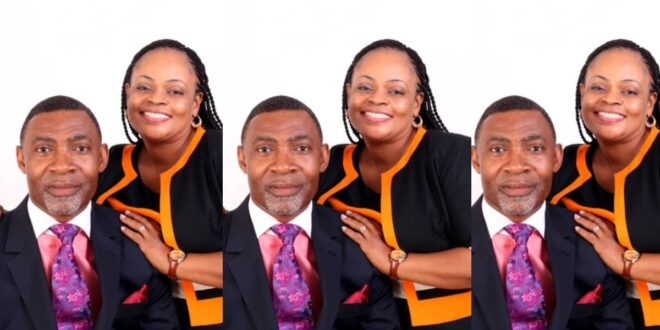 """I almost divorced my wife during our honeymoon this is what happened"" - pastor Lawrence Tetteh 1"