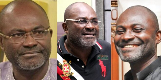 """""""I am richer than most politicians in America""""- Kennedy Agyapong (video) 1"""